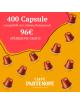 400 Capsule compatibili Nespresso